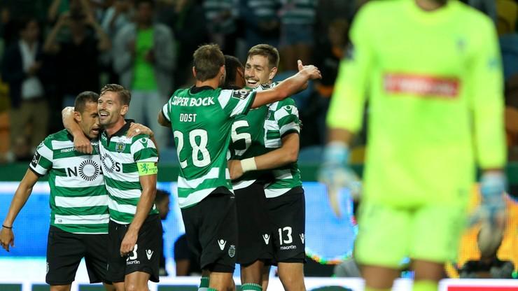 Tylko na Polsatsport.pl: Fachowa analiza gry Sportingu Lizbona