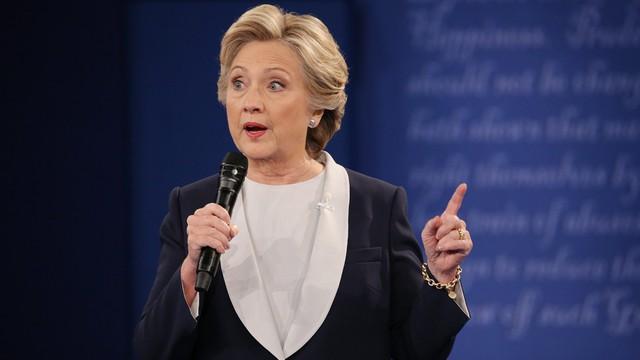 70 noblistów wyraziło poparcie dla Hillary Clinton