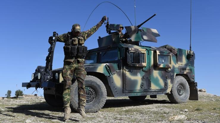 W ataku superbomby zginęło co najmniej 90 dżihadystów - twierdzą władze Afganistanu