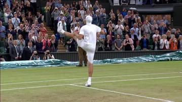 2017-07-16 Kankan i łzy radości Kubota po wygraniu Wimbledonu! (WIDEO)
