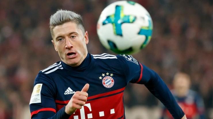Lewandowski siódmy w plebiscycie The Guardian na piłkarza roku