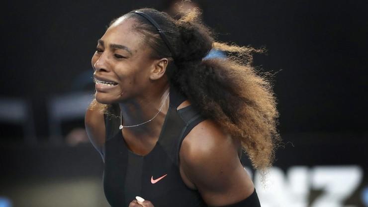 Dyrektor Australian Open: Williams zgłosiła się do imprezy