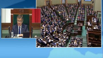 Głosowanie nad wotum nieufności wobec rządu Beaty Szydło