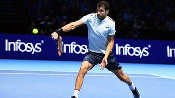 2017-11-13 ATP Finals: Debiutant pokonał Thiema