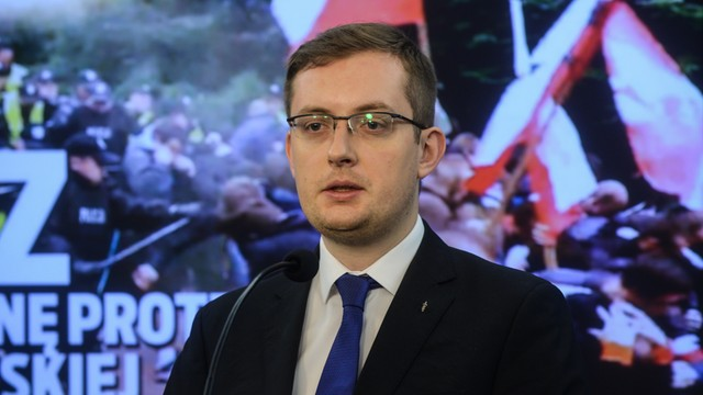 Ruch Narodowy chce odwołania szefa MSZ