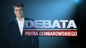 Debata Piotra Gembarowskiego