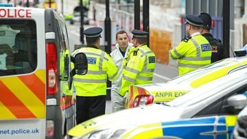 04-06-2017 14:19 Brytyjska policja aresztowała 12 osób w związku z zamachem w Londynie