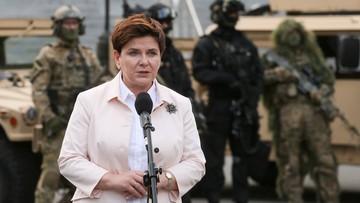 06-07-2016 20:49 Pierwszy stopień alarmowy w Warszawie. Przed szczytem NATO