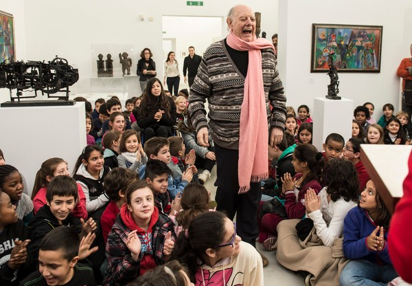 Nie żyje włoski pisarz, noblista, Dario Fo