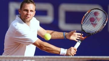 2015-10-21 ATP w Moskwie: Bednarek przegrał w ćwierćfinale debla