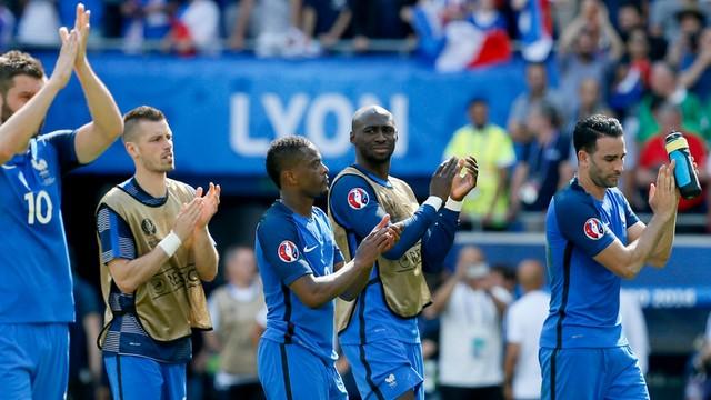 ME 2016: Francja - Irlandia 2:1