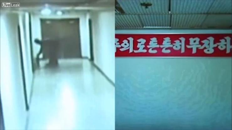 Za to amerykański student dostał 15 lat więzienia. Korea Północna opublikowała nagranie