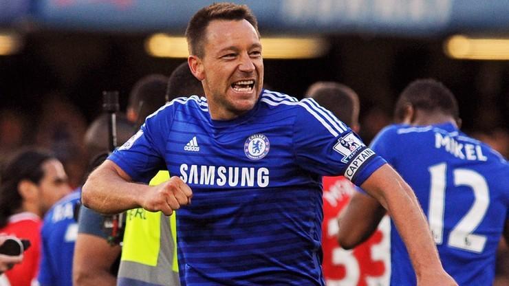 Stary znajomy chce legendę Chelsea w Chinach!