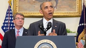 06-07-2016 20:28 Obama: 8,4 tys. żołnierzy USA pozostanie w Afganistanie