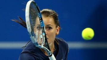 2015-10-18 Radwańska piątą uczestniczką WTA Finals w Singapurze