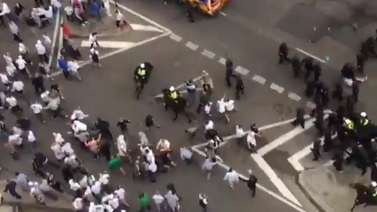 10 tys. euro kary na głowę i zakazy stadionowe. Hiszpanie ostrzy dla pseudokibiców Legii