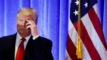 12-01-2017 10:32 Fox News: Trump nie dostał raportu o kompromitujących go materiałach