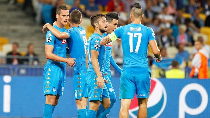 Napoli zagra dla Milika