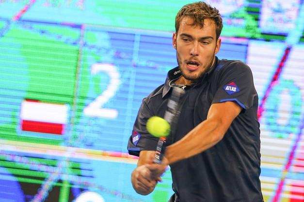 Turniej ATP w Pekinie: Janowicz przegrał w 1. rundzie