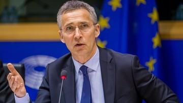 03-05-2017 17:55 Stoltenberg: szczyt NATO będzie sygnałem partnerstwa transatlantyckiego