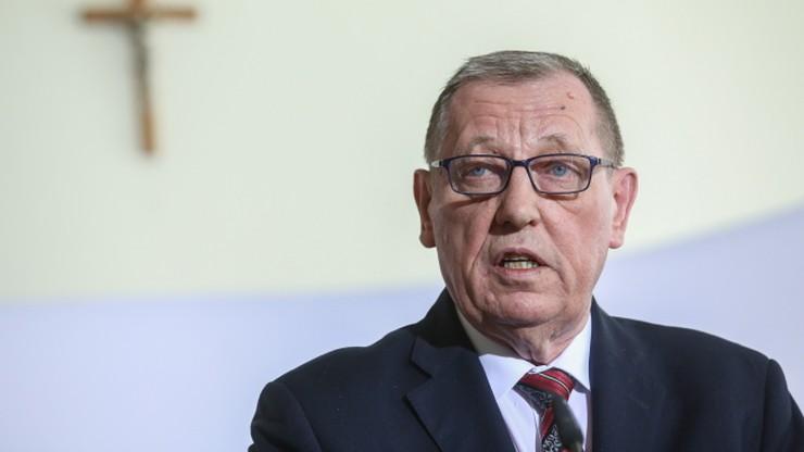 PO zapowiada wniosek o odwołanie ministra Szyszki