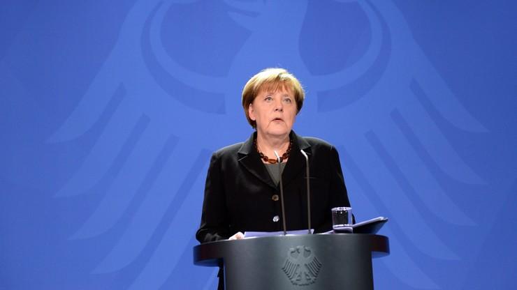 Niemcy: hejter grożący Merkel ukamienowaniem zapłaci 2 tys. euro grzywny