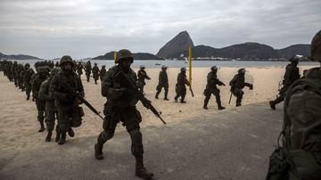 2016-07-21 Rio 2016: Rygorystyczne środki bezpieczeństwa na czas igrzysk