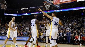 2016-11-29 NBA: 16. zwycięstwo Wojowników w sezonie