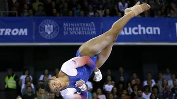 2017-04-22 ME w gimnastyce: Złoto, srebro, brąz... Downie ma już wszystkie!