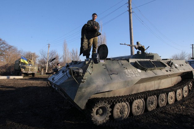 Ukraina: dwaj cywile zginęli po porozumieniu o zawieszeniu broni