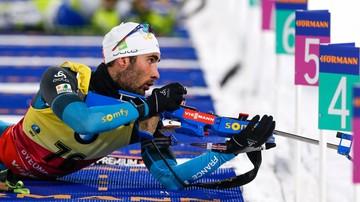 2017-03-04 PŚ w biathlonie: Fourcade triumfuje w biegu pościgowym, Guzik daleko