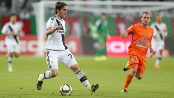 2016-12-06 Legia Warszawa rozwiązała kontrakt z Vranjesem