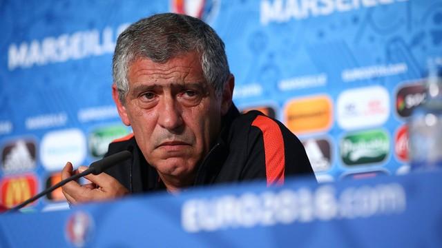 Trener Portugalii: szanse na awans oceniam na 50 procent