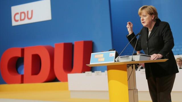 Merkel: zredukujemy liczbę imigrantów