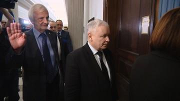 """04-10-2016 19:04 """"Wariant zmiany premiera nie był na poważnie rozważany"""" - Kaczyński o rekonstrukcji rządu"""