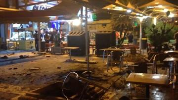 30-05-2017 05:43 Wybuch samochodu-pułapki przed sklepem z lodami w Bagdadzie. 10 zabitych