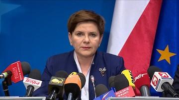 Szydło w Brukseli: zadbaliśmy o interesy Polaków w Wielkiej Brytanii