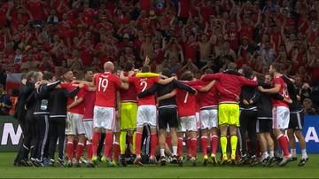 Walia - Belgia: Skrót meczu Euro 2016 (WIDEO)