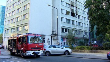 12-08-2016 06:29 Wybuch gazu w centrum Warszawy. Ewakuowano 65 osób