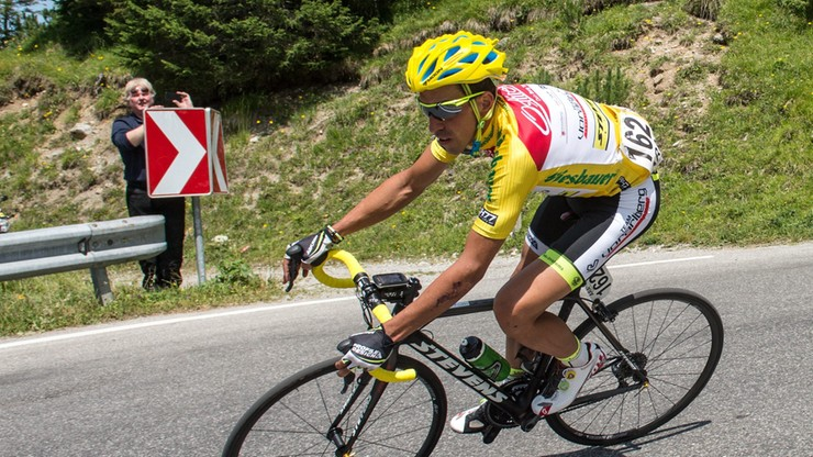 Dookoła Chorwacji: Kvasina wygrał wyścig, Victor de la Parte na podium