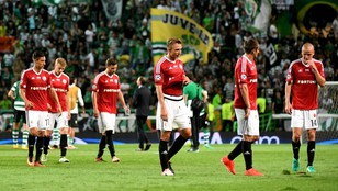 Piłkarska LM: Legia za słaba na Sporting, ale i tak było lepiej niż ostatnio