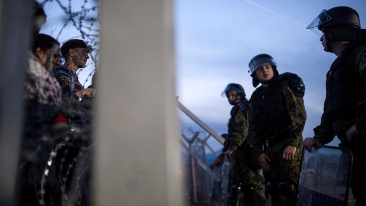 Słoweńscy żołnierze pomogą służbom granicznym