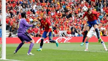 Hiszpania - Czechy: Skrót meczu Euro 2016 (WIDEO)
