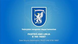 Litwa: Donieś na szpiega - kampania przeciw rosyjskim agentom