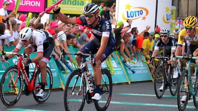 Tour de Pologne – Matteo Pelucchi znowu wygrał etap