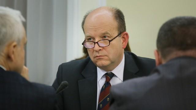Konstanty Radziwiłł wystawił na aukcji WOŚP spacer po Ministerstwie