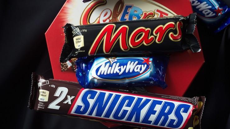 Koncern Mars wycofuje miliony batoników, w tym z polskich sklepów