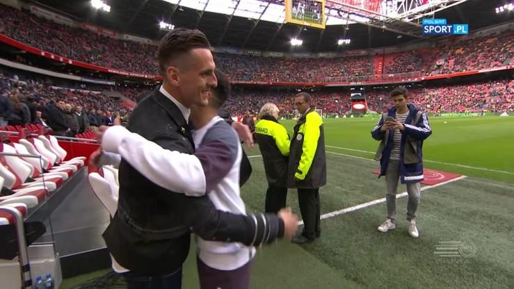 Milik powrócił na Amsterdam ArenA!
