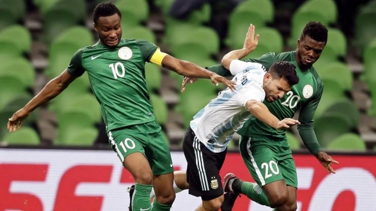 Messi nie grał... Nigeria pokonała Argentynę!