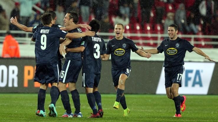 Auckland City w półfinale klubowych MŚ